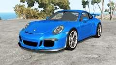 Porsche 911 GT3 (991) 2014 pour BeamNG Drive