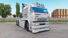 Kamaz-6460 Turbo Dieseᶅ pour Euro Truck Simulator 2