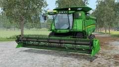 John Deere Ꞩ660 für Farming Simulator 2015