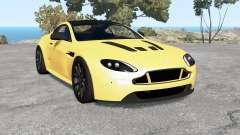 Aston Martin V12 Vantage S 2013 v2.0 für BeamNG Drive