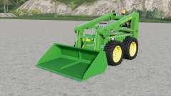John Deere 90 no roll-cage für Farming Simulator 2017