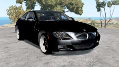 BMW M6 coupe (E63) 2009 für BeamNG Drive