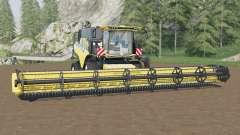 New Holland CR-series v1.0.0.1 pour Farming Simulator 2017