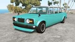 Ibishu Miramar Limousine v2.69 pour BeamNG Drive