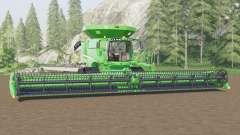 John Deere S600-serieʂ pour Farming Simulator 2017