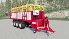 Pottinger Jumbꝍ 10000 pour Farming Simulator 2017