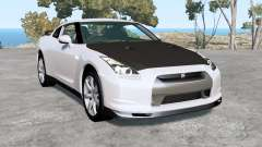 Nissan GT-R Spec V (R35) 200୨ pour BeamNG Drive