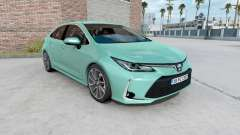 Toyota Corolla hybrid sedan 2020 pour American Truck Simulator