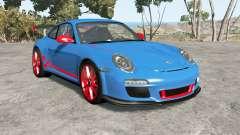 Porsche 911 GT3 RS (997) 200୨ pour BeamNG Drive