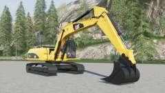 Caterpillar 325D L für Farming Simulator 2017
