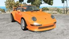 Porsche 911 GT2 (993) 1995 pour BeamNG Drive