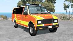 Gavril H-Series German Emergency pour BeamNG Drive