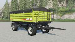 Metaltech DBL-series pour Farming Simulator 2017