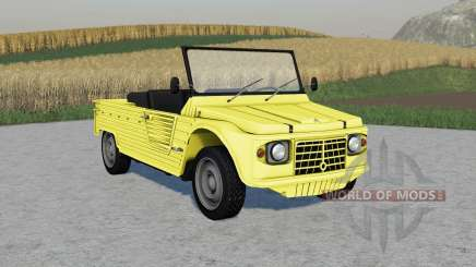Citroen Mehari 1970 pour Farming Simulator 2017