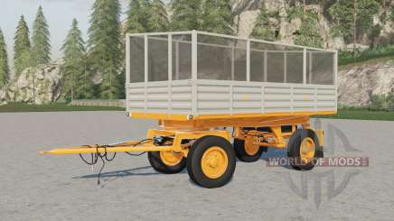 Autosan D-55 für Farming Simulator 2017