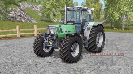 Deutz-Fahr AgroStar 6.ろ1 pour Farming Simulator 2017