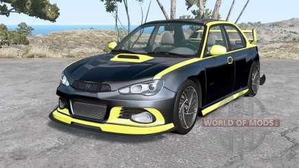 Hirochi Sunburst Blackline v2.0 für BeamNG Drive