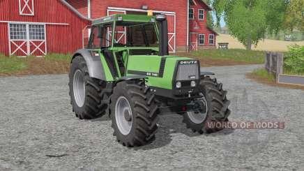 Deutz DX 140 pour Farming Simulator 2017