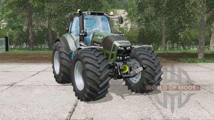 Deutz-Fahr 7250 TTV Agrotrᴏn pour Farming Simulator 2015