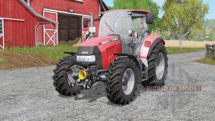 Cas IH Farmall 105U Prꝍ pour Farming Simulator 2017