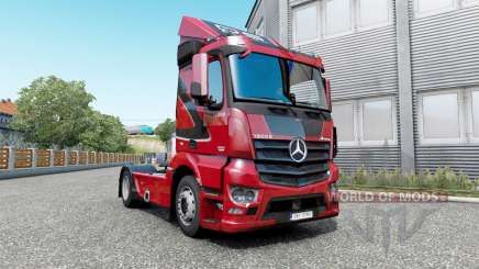 Mercedes-Benz Antoᵴ pour Euro Truck Simulator 2