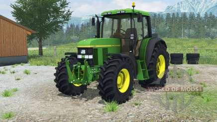 John Deerꬴ 6610 pour Farming Simulator 2013