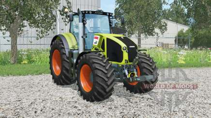 Claas Axioꞥ 950 für Farming Simulator 2015