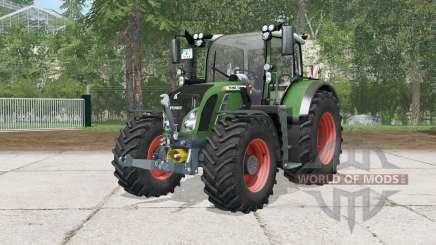 Fendt 724 Variꝍ pour Farming Simulator 2015