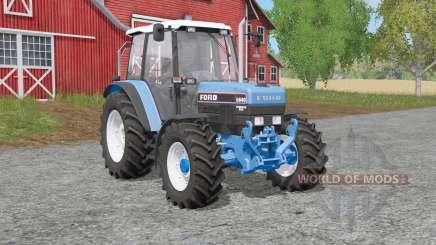 Ford 40-serieᶊ pour Farming Simulator 2017