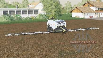 313ⴝ de Kuhn FBP pour Farming Simulator 2017