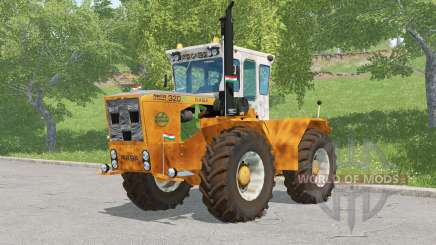 Raba 320 4WD pour Farming Simulator 2017