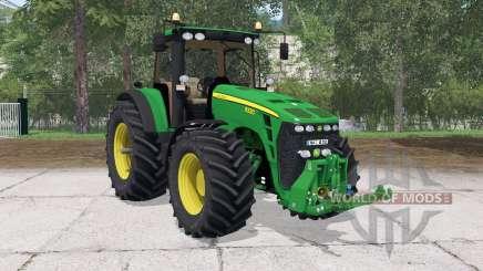 John Deere 83౩0 pour Farming Simulator 2015