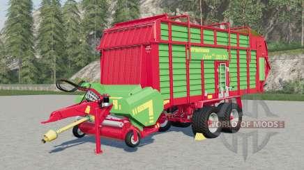 Strautmann Zelon CFS 3301 DꝌ für Farming Simulator 2017