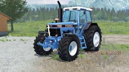Ford 86ろ0 pour Farming Simulator 2013