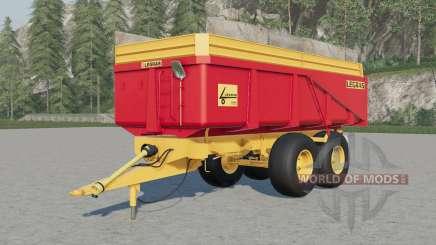 Legras BJ140 für Farming Simulator 2017
