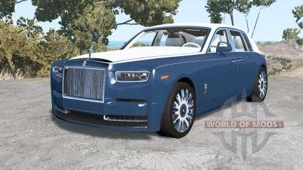Rolls-Royce Phantom 2018 pour BeamNG Drive
