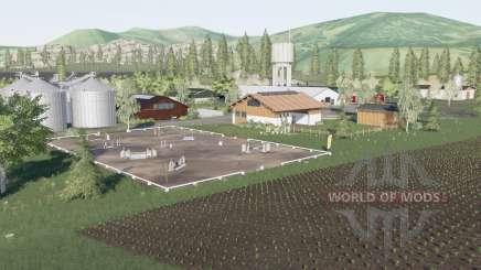 Eastbridge Hills pour Farming Simulator 2017