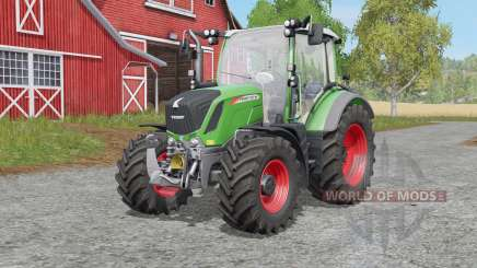Fendt 513 & 516 Vario pour Farming Simulator 2017