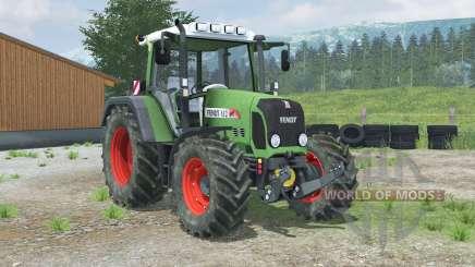 Fendt 412 Vario TMⱾ pour Farming Simulator 2013