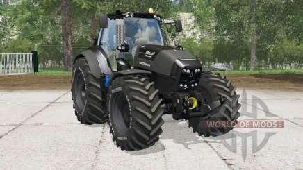 Deutz-Fahr 7250 TTV Warrioᵲ pour Farming Simulator 2015