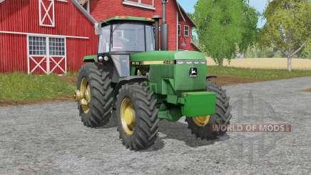 John Deere 4055-series für Farming Simulator 2017