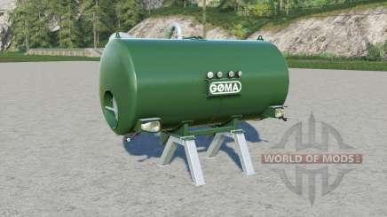 Goma manure tank für Farming Simulator 2017
