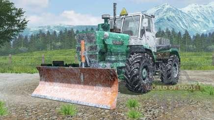 T-150K mit PO-1-3G Dump für Farming Simulator 2013