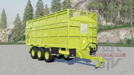 Broughan 24fƭ für Farming Simulator 2017