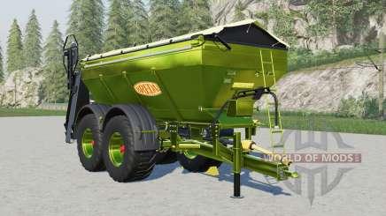 Bredal K16ƽ für Farming Simulator 2017