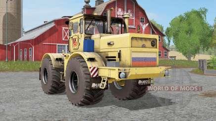 Kirovets Ҡ-700A für Farming Simulator 2017