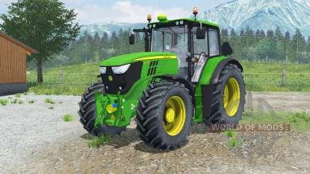 6150Ⰼ John Deere pour Farming Simulator 2013