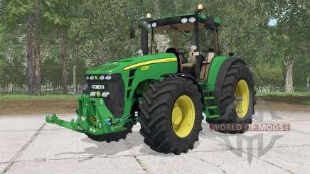 John Deere 8ろ30 für Farming Simulator 2015