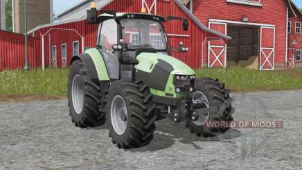 Deutz-Fahr 5110 TƮV für Farming Simulator 2017