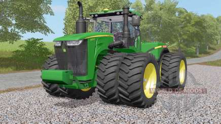 John Deere 9470Ꞧ für Farming Simulator 2017